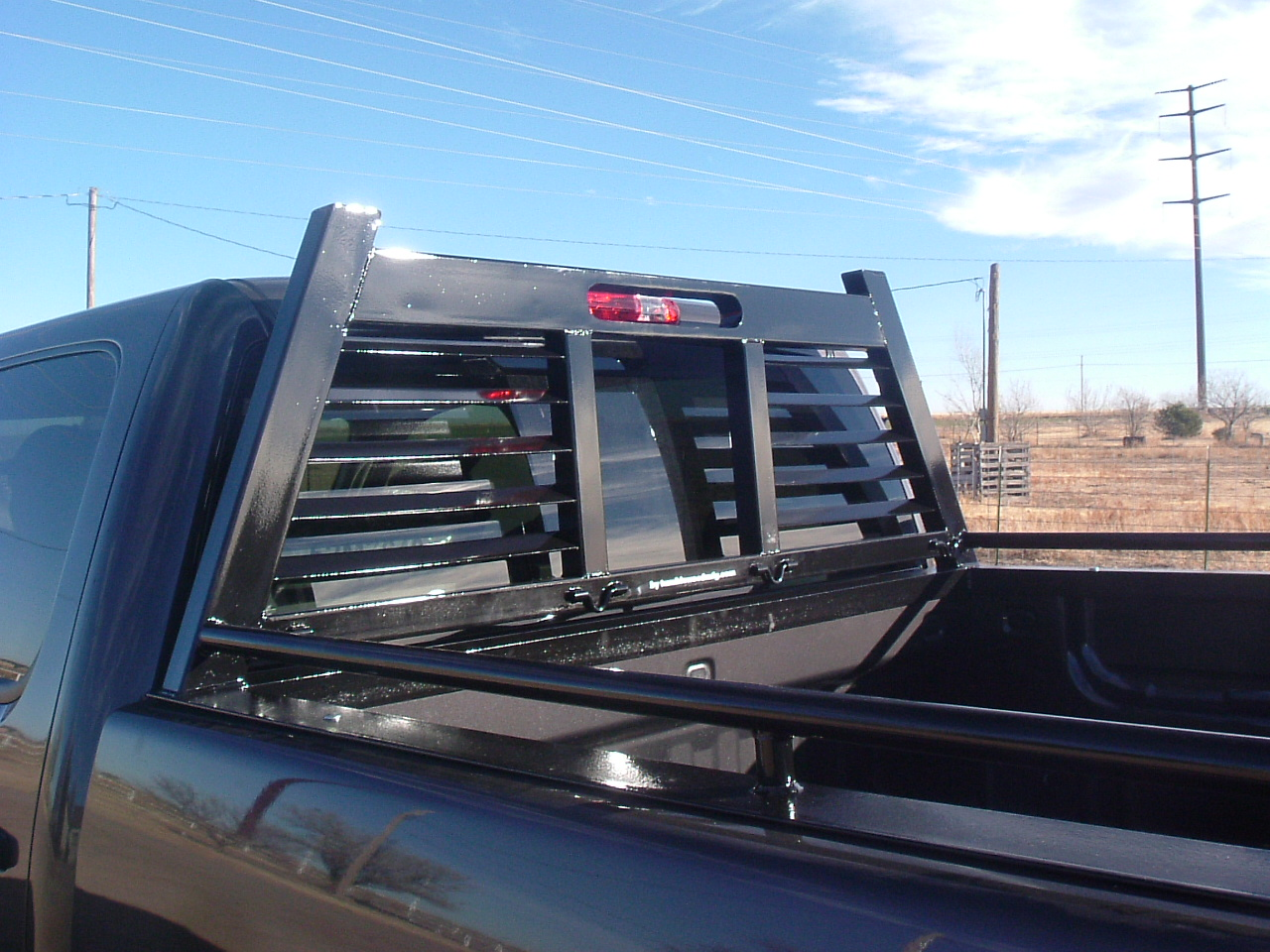 Truck Bed Rack Canada